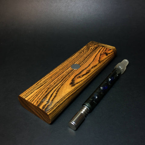 FutoStash XXL - Bocote - Double XL - DynaVap Stash - BB9 - Vaporizer Case