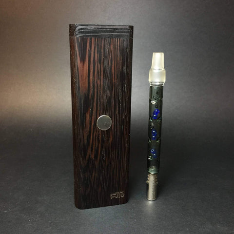 FutoStash XXL - Wenge - Double XL - DynaVap Stash - BB9 - Vaporizer Case