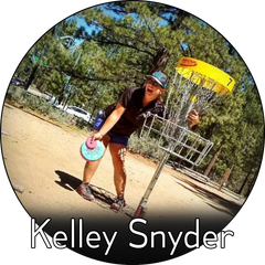 Team FlighTowel - Kelley Snyder