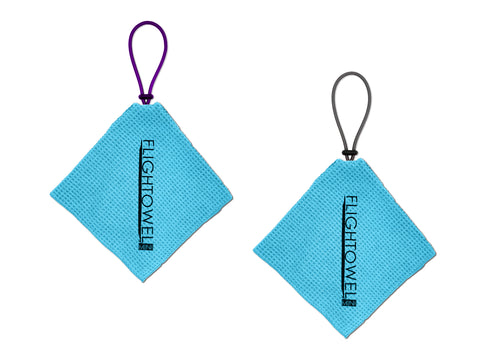 FlighTowel Mini™ - Electric Blue