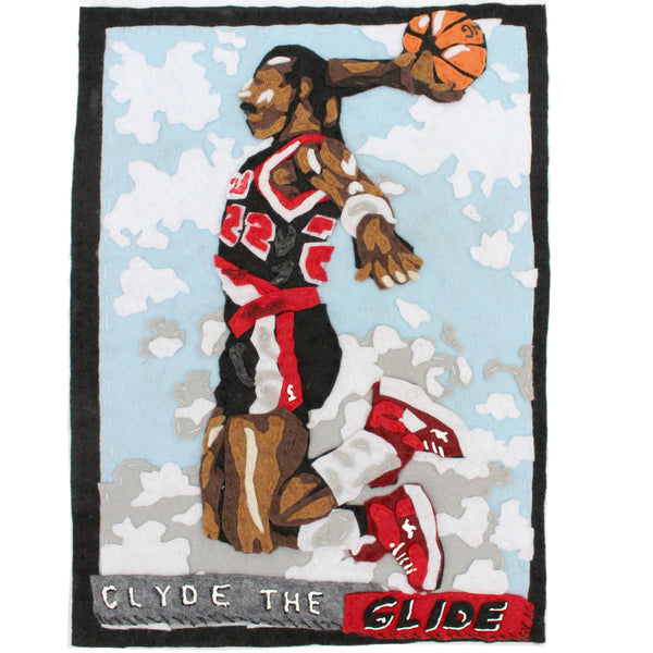 Original Applique Clyde The Glide II