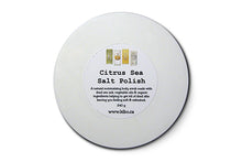 Load image into Gallery viewer, Citrus Sea Salt Polish