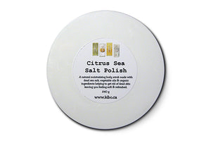Citrus Sea Salt Polish