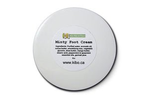 Minty Foot Cream