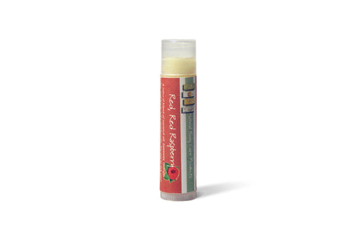 Red, Red Raspberry Lip Balm