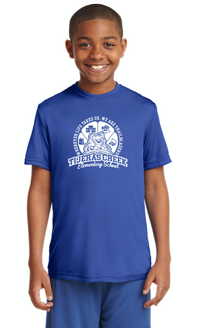 Tijeras Creek Elementary School-Unisex Dry-Fit Shirt
