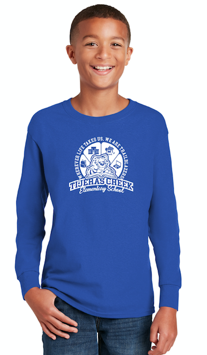 Tijeras Creek Elementary School-Unisex Long Sleeve Shirt