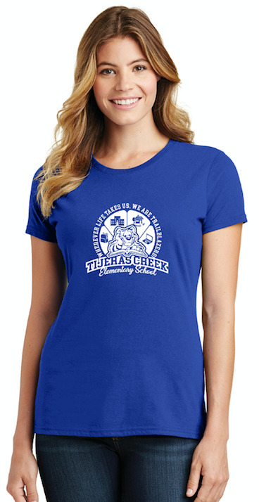 Tijeras Creek Elementary School-Ladies Favorite Shirt
