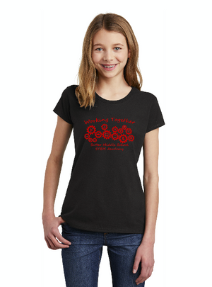 Sutter Middle School STEM Academy-Youth District Girls Tee