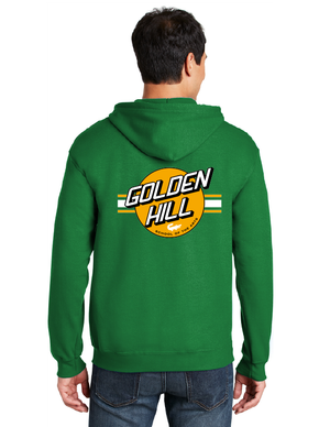 Golden Hill Elementary-Unisex Zip-Up