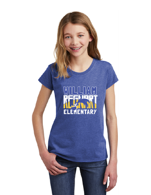 Regnart Roadrunners Spiritwear Store-Youth District Girls Tee