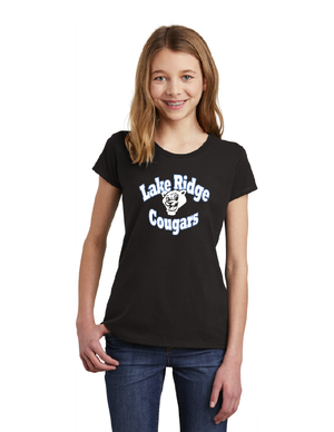Lake Ridge Elementary-Youth District Girls Tee