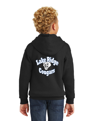 Lake Ridge Elementary-Unisex Zip-Up