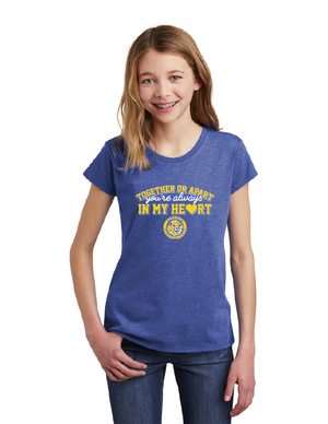 Lincoln PTA Spirit Wear Store-Youth District Girls Tee