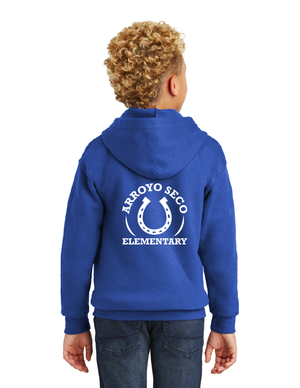 Arroyo Seco Elementary PTA Spirit Wear-Unisex Zip-Up
