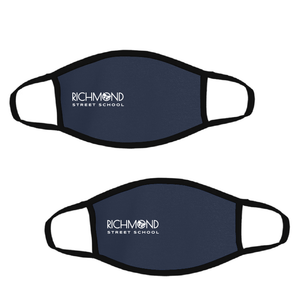 Richmond Street Elementary-Pack of Two Premium Soft Face Masks w/ Built-In Nose Wire