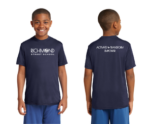 Richmond Street Elementary-Unisex Dry-Fit Shirt