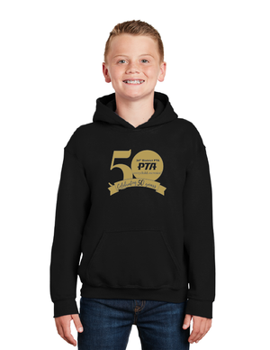34th District PTA -50th Anniversary-Unisex Hoodie