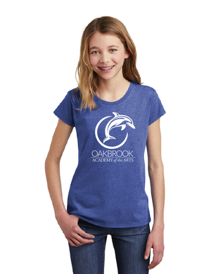 Oakbrook-Youth District Girls Tee