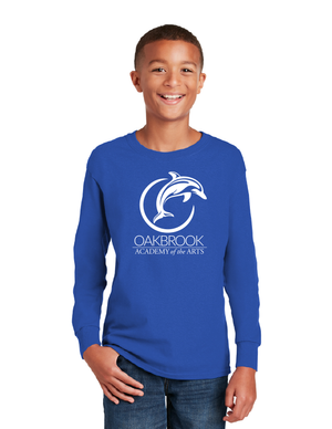 Oakbrook-Unisex Long Sleeve Shirt