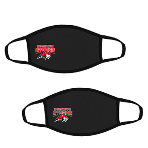 Buckeye Elementary Spirit Wear-Pack of Two Premium Soft Face Masks w/ Built-In Nose Wire