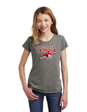 Buckeye Elementary Spirit Wear-Youth District Girls Tee