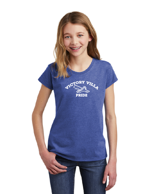 Victory Villa Spirit Wear-Youth District Girls Tee