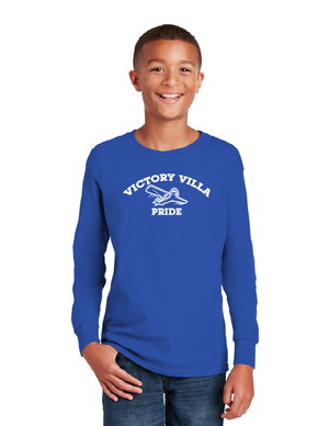 Victory Villa Spirit Wear-Unisex Long Sleeve Shirt