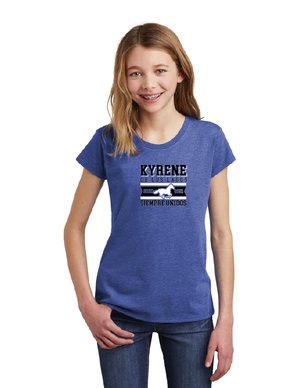 Kyrene de los Lagos - Spirit Wear-Youth District Girls Tee