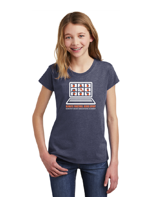 Dorothy Grant Innovations Academy - 2020/2021 Year-Youth District Girls Tee