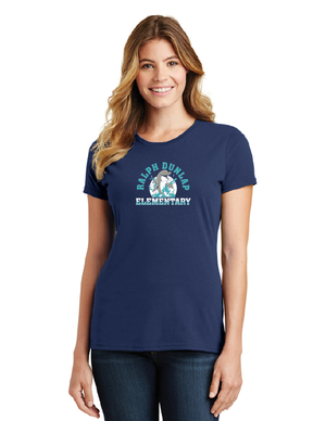 Ralph Dunlap Elementary-Ladies Favorite Shirt