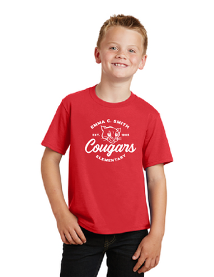 Emma C. Smith Elementary School-Premium Soft Unisex T-Shirt