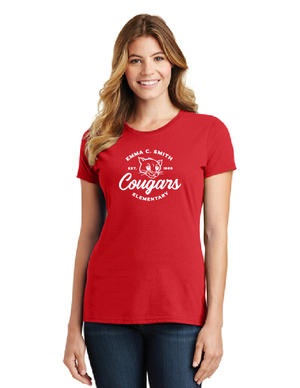 Emma C. Smith Elementary School-Ladies Favorite Shirt