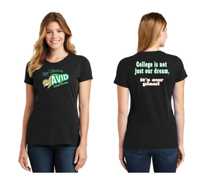 Rio Calaveras Spirit Wear-Ladies Favorite Shirt