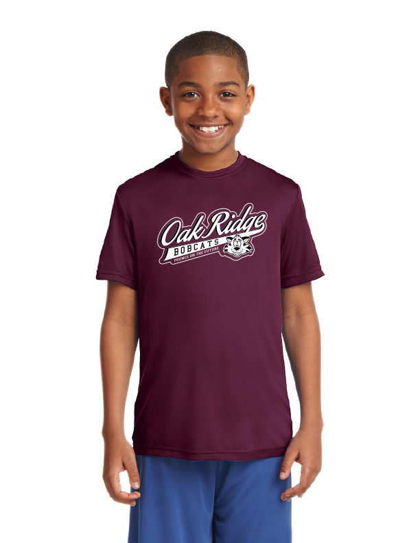 Oak Ridge Elementary Spirit Wear-Unisex Dry-Fit Shirt