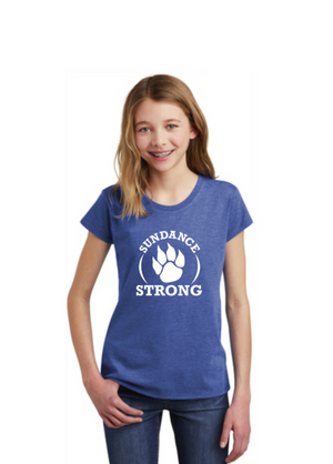 Sundance Elementary-Youth District Girls Tee