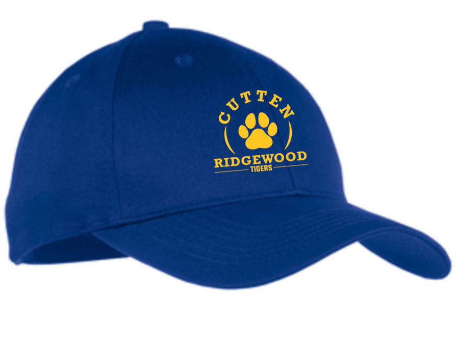 Cutten Ridgewood Elementary School-Six-Panel Twill Cap
