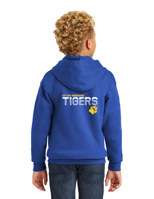 Cutten Ridgewood Elementary School-Unisex Zip-Up