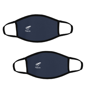 El Rincon Spirit Wear-Pack of Two Premium Soft Face Masks w/ Built-In Nose Wire