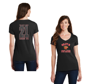 Olita 6th Grade-Ladies V-Neck