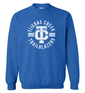 Tijeras Creek Spirit Wear - Round 2-Unisex Crewneck Sweatshirt