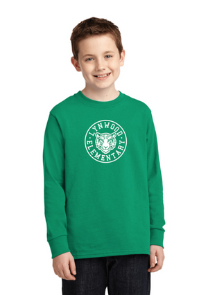 Lynwood Elementary Spirit Wear-Unisex Long Sleeve Shirt