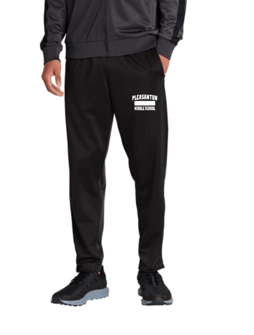 Pleasanton Middle School Physical Education Sport-Tek ® Tricot Track Jogger