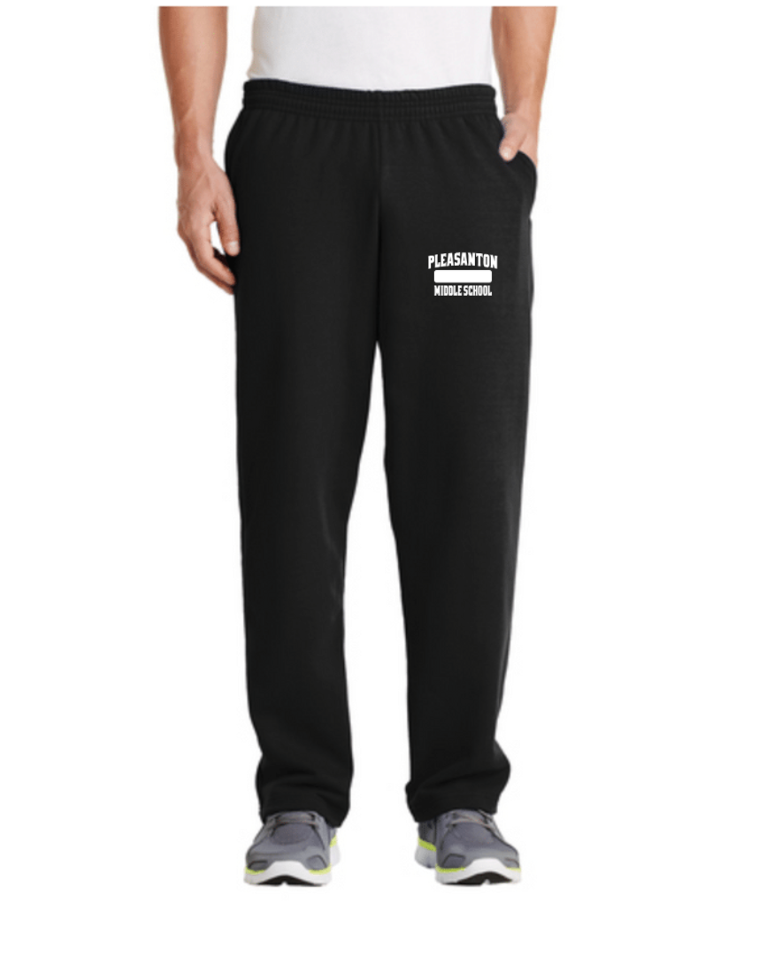 Pleasanton Middle School Physical Education Sweatpants