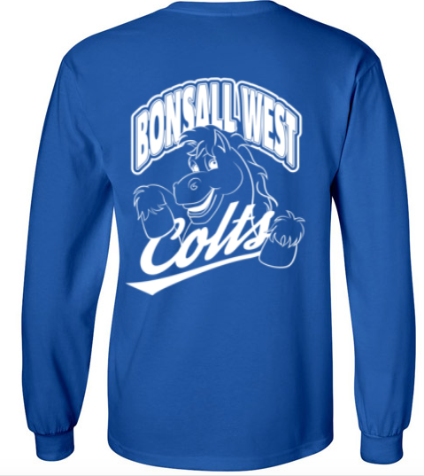 Bonsall West Long Sleeve T-Shirt