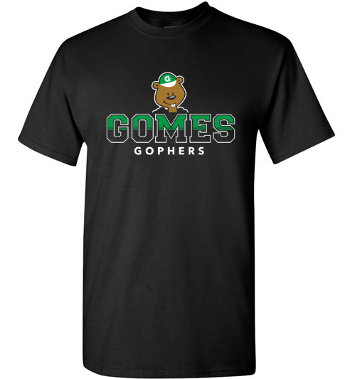 Gomes Gophers Unisex T-Shirt