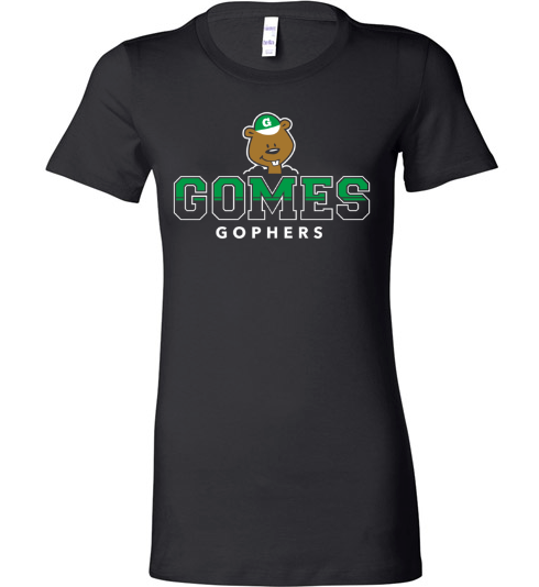 Gomes Gophers Women's Favorite T-Shirt