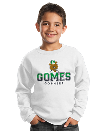 Gomes Gophers Crewneck Sweatshirt