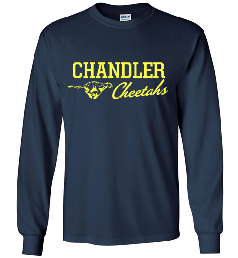 Chandler Class of 2018 Long Sleeve Unisex T-Shirt