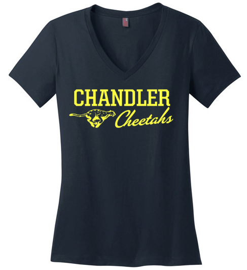 Chandler Class of 2018 Women's V-Neck